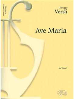 Giuseppe Verdi: Ave Maria, da Otello (Soprano) Bog | Klaver og sang