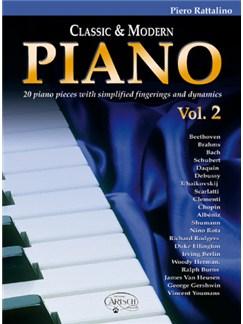Classic & Modern Piano, Volume 2 Books | Piano
