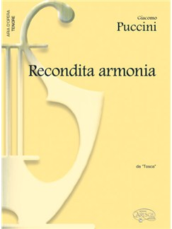 Giacomo Puccini: Recondita Armonia, da Tosca (Tenore) Bog | Klaver og sang