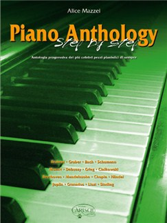 Piano Anthology, Step By Step Books | Piano