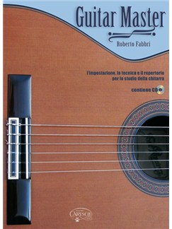 Guitar Master Books and CDs | Guitar
