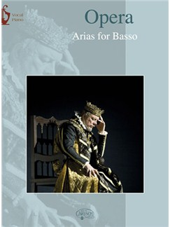 Opera: Arias for Bass Books | Piano & Vocal