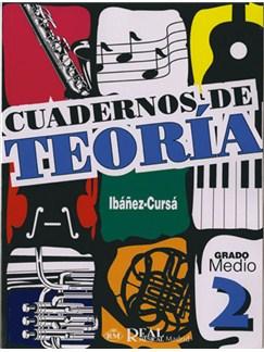 Cuadernos De Teoría, Grado Medio 2 Libro | Todos Instrumentos