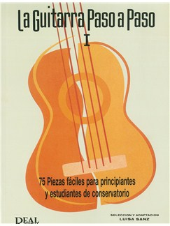 La Guitarra Paso a Paso Libro | Guitar