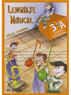 Lenguaje Musical, Grado Elemental 3°A Books | All Instruments