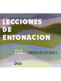 Lecciones de Entonación, Preparatorio Books | Piano & Vocal