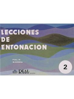 Lecciones de Entonación, 2 Books | Piano & Vocal