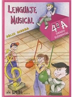 Lenguaje Musical, Grado Elemental 4°A Books | All Instruments