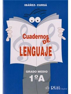 Cuadernos de Lenguaje, Grado Medio 1A Books | All Instruments