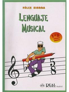 Lenguaje Musical, Grado Medio 1°b Books | All Instruments