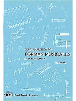 Guía Analítica de Formas Musicales para Estudiantes Books | All Instruments