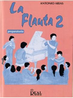 La Flauta - Volumen 2, Preparatorio Libro | Flute
