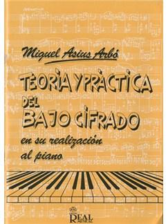 Teoría y Práctica del Bajo Cifrado en Su Realización al Piano Libro | Piano