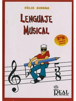 Lenguaje Musical, Grado Medio 2°b Books | All Instruments