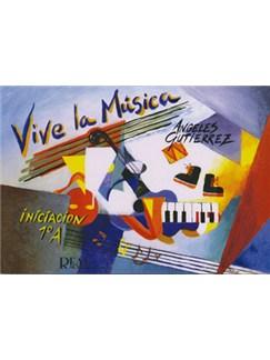Vive la Música, Iniciación 1° Libro | All Instruments