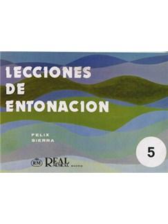 Lecciones de Entonación, 5 Books | Piano & Vocal