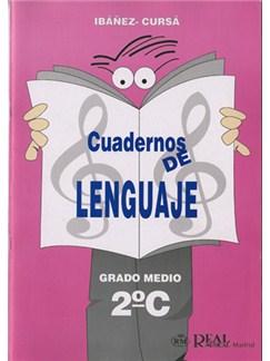 Cuadernos de Lenguaje, Grado Medio 2C Libro | All Instruments