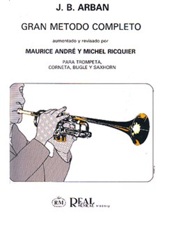 Gran Método Completo para Trompeta, Corneta, Bugle y Saxhorn Books | Trumpet