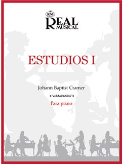 Johann Baptist Cramer: Estudio I para Piano Libro | Piano