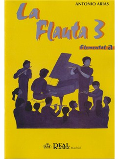 La Flauta - Volumen 3, Elemental A Libro | Flute