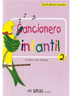 Cancionero Infantil, 2 Books | Voice