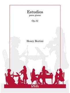 Henry Bertini: 24 Estudios, Op.32 Libro | Piano