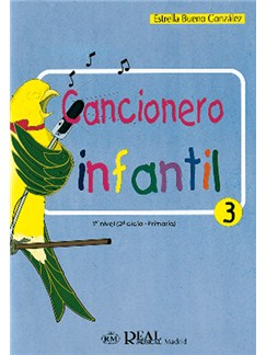 Cancionero Infantil, 3 Books | Voice
