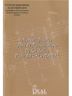 Manual Práctico para el Reconocimiento de Los Estilos Desde Bach a Ravel Libro | All Instruments