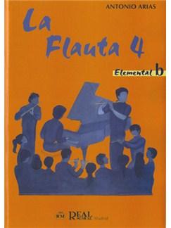 La Flauta - Volumen 4, Elemental B Libro | Flute