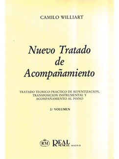 Tratado de Acompañamiento, 2° Libro   Piano