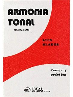 Armonía Tonal, 3 - Téoria y Práctica Libro | All Instruments