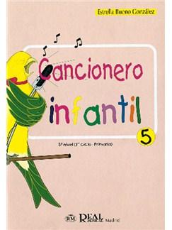 Cancionero Infantil, 5 Books | Voice