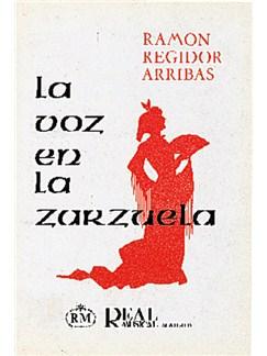 La Voz en la Zarzuela Libro | Voice