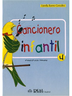 Cancionero Infantil, 4 Books | Voice