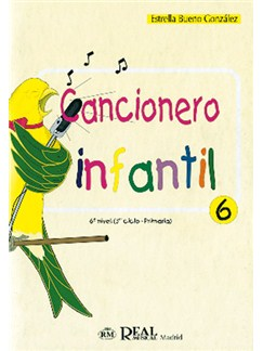 Cancionero Infantil, 6 Books | Voice