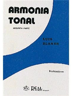 Armonía Tonal, 2 - Realizaciones Libro | All Instruments