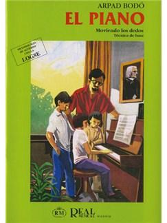 El Piano: Moviendo Los Dedos, Técnica De Base Books | Piano