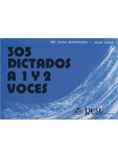 305 Dictados a 1 y 2 Voces Libro | Voice