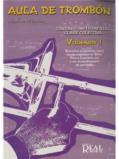 Aula De Trombón, Volumen 1 Libro | Tombón