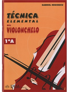 Técnica Elemental del Violonchelo, Volumen 1°a Libro | Cello