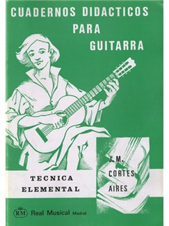 Cuadernos Didácticos para Guitarra, Técnica Elemental Libro | Guitar