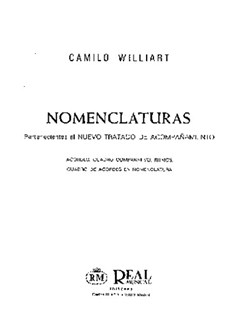 Nomenclaturas Libro | All Instruments