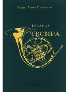 Escalas para Trompa Libro | French Horn