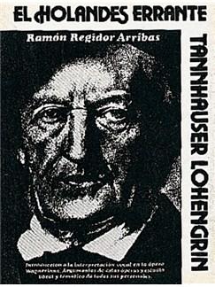 El Holandés Errante - Tannhäuser, Lohengrin Books | Piano & Vocal