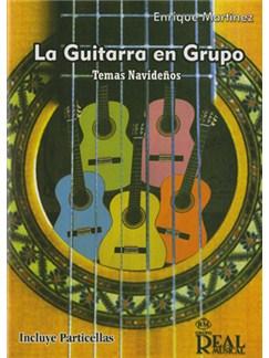 La Guitarra en Grupo, Temas Navideños Books | Guitar