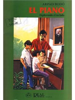 El Piano: Explorando el Teclado Libro | Piano