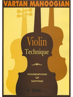 Violin Technique (Técnica del Violín) 4 Books | Violin