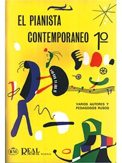 El Pianista Contemporáneo 1 (Varios Autores y Pedagogos Rusos) Libro | Piano