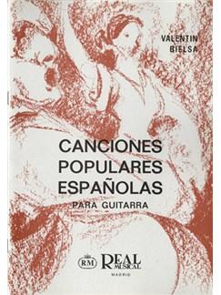 Canciones Populares Españolas para Guitarra Books | Guitar