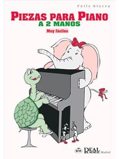 Piezas para Piano a 2 Manos Muy Fáciles Books | Piano